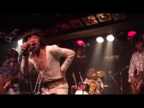 """Doo Doo Doo Doo Doo (Heartbreaker)  by a Stones Tribute band """"The RoVing Stones"""" in Japan"""