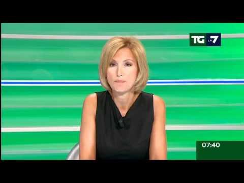 Tg La7 - Edizione delle ore 07.30 del 21/08/2011