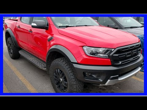 Ford Ranger Raptor: Here It Is Hanging Out in Michigan | k production channel