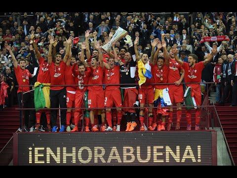 Tres años desde nuestra cuarta UEFA Europa League