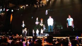 2012-5-15 五月天諾亞方舟演唱會-謝幕+聽不到