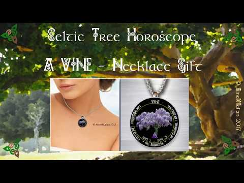 Celtic Zodiac - Celtic Tree Horoscope Signs Sept 2 to Sept 29