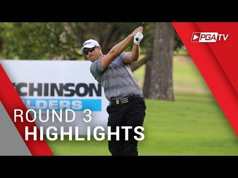 Round 3 Highlights - 2018 Coca-Cola QLD PGA Championship