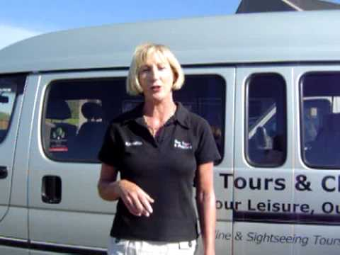 Napier wine and sightseeing tours, Hawke's Bay