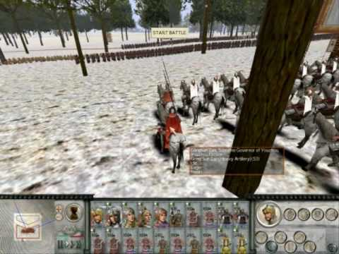 Three Kingdoms Mod - Rome Total War Free Download