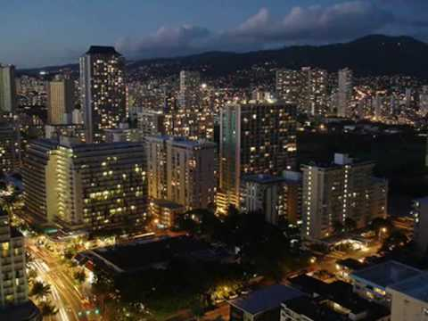 Keola and Kapono Beamer - Honolulu City Lights