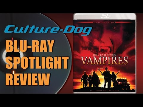 Blu-Ray Review: John Carpenter's Vampires (1998) [Twilight Time]