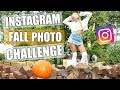 COPYING INSTAGRAM PICTURE IDEAS!! INSTAGRAM PHOTO CHALLENGE for FALL! Instagram PICTURES PHOTOS