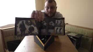 Комплектация коллекционного издания Deus Ex Mankind Divided Collectors Edition Эксклюзивный стилбук Фигурка Адама Дженсо
