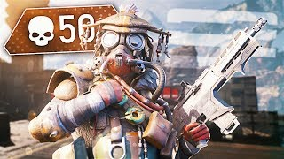 50 KILLS NEW WORLD RECORD (Apex Legends Squad Kill Record)