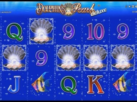 Dolphin's Pearl Slot +2000x Bet Amazing Win!