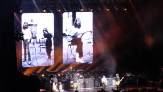 Paul McCartney  Something The Beatles en Lima Peru 2014