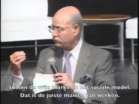 Jeremy Rifkin (Toronto - Canada): 5 pijlers van de Derde Industriële Revolutie (NL ondertitels)