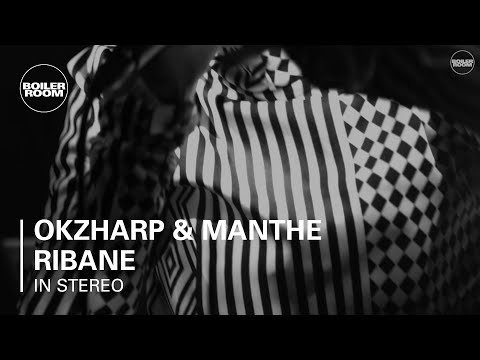 Okzharp & Manthe Ribane: Boiler Room In Stereo