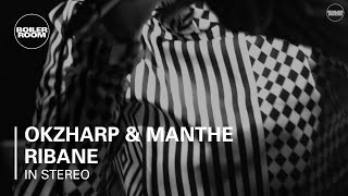 Okzharp & Manthe Ribane: Boiler Room In Stereo