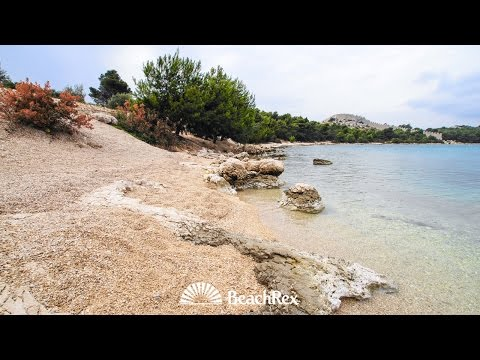 beach Mirine, Žaborić, Croatia