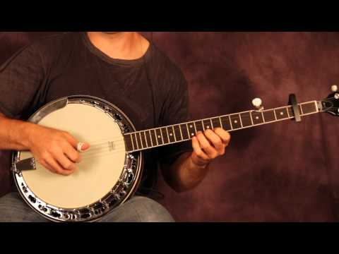 """The Avett Brothers """"January Wedding"""" Banjo Lesson (With Tab) - YouTube"""