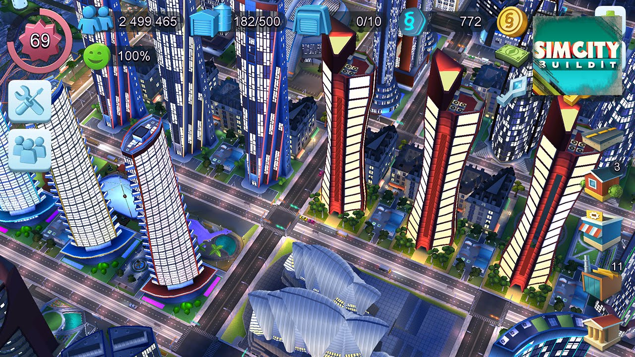 how to make money on simcity buildit