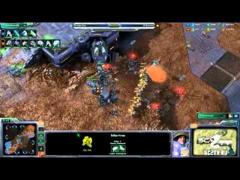 ST Bomber vs EmpireKas Game 1: Ritmix RSL Playoff Round 4 - [Starcraft II]
