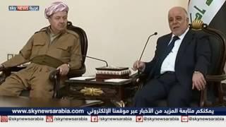 زيارة بارزاني إلى بغداد.. الهدف والتوقيت