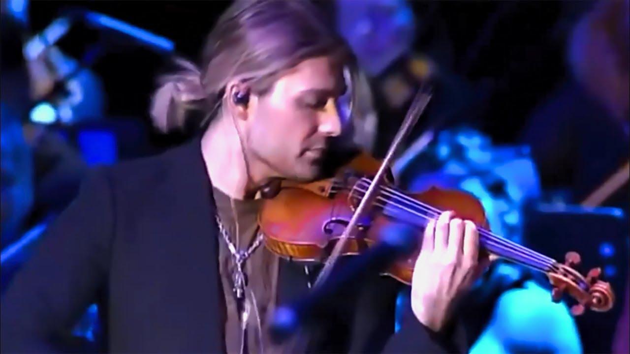 David Garrett - Winter (The Four Seasons Vivaldi) - YouTube