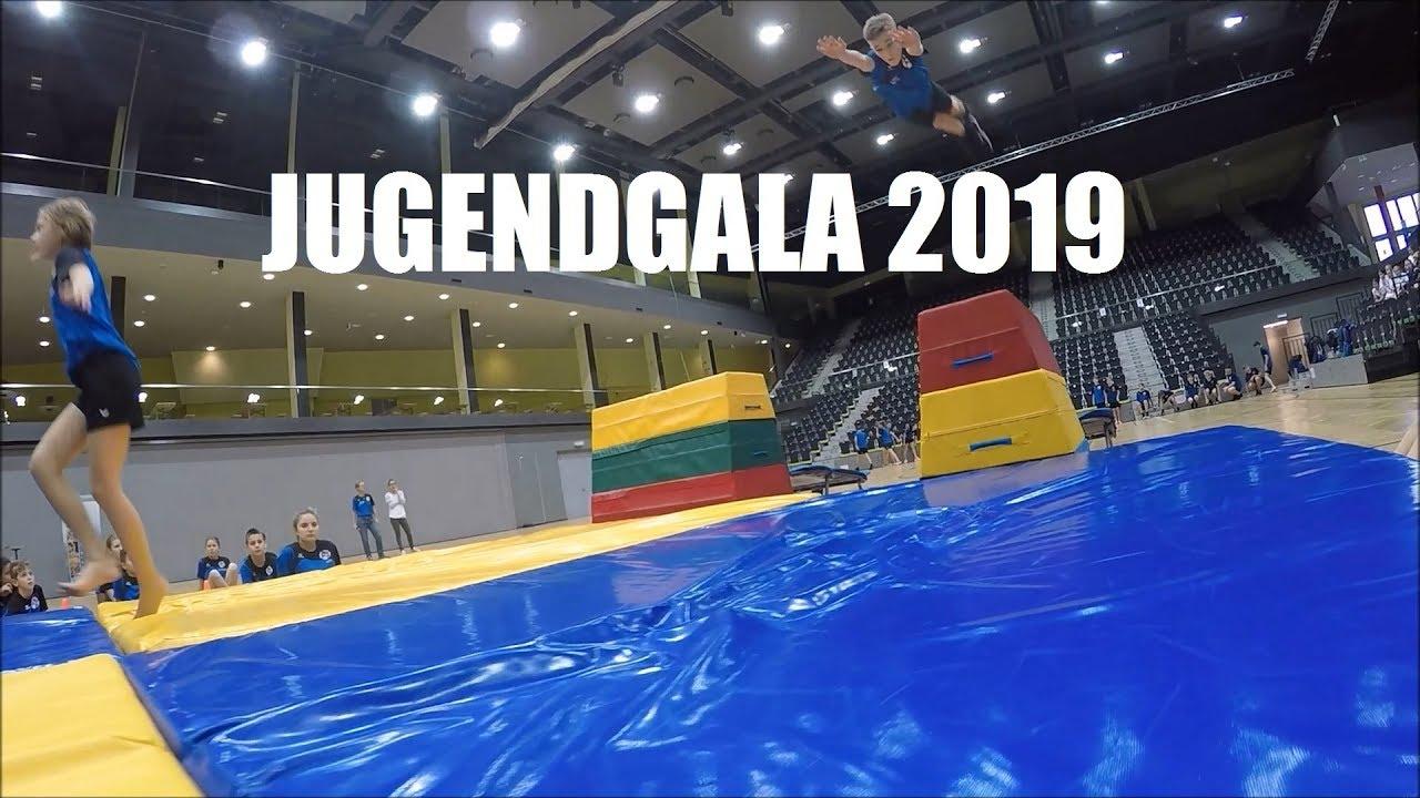 SMS Schwechat - Cheerdance & Minitramp / Schwechater Jugendgala 2019
