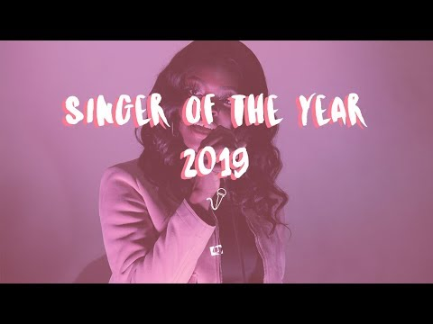 Singer Of The Year 2019