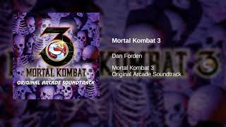 Mortal Kombat 3 Original Arcade Soundtrack