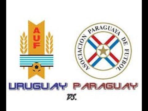 PARAGUAY VS. URUGUAY - ELIMINATORIAS SUDAMERICANA - RUSIA 2018 [RADIO] .