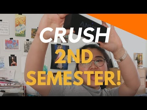 Crush 2nd Semester!  7 Tips from a Harvard Grad