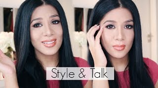 Style & Talk I meine Schulzeit, Mobbing Selbstbewusstsein & co I Soraya Ali
