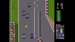 F1 Circus MD ... (Sega Genesis)