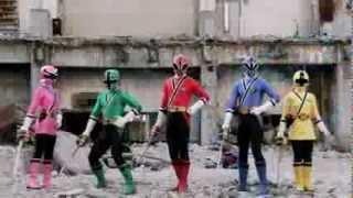 Power Rangers Samurai - The Team Unites & A New Enemy Trailer