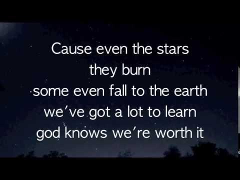 I won't give up lyrics- Jason Mraz