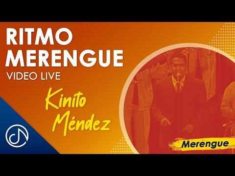 Kinito Mendez - Ritmo Merengue (Los Indios) - Sony Discos Convention 1998 [LIVE]