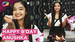 Download Video Anushka Sen Celebrates Her Birthday With India Forums | Exclusive MP3 3GP MP4