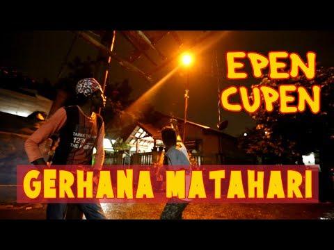 EPEN CUPEN 7 Mop Papua : GERHANA MATAHARI