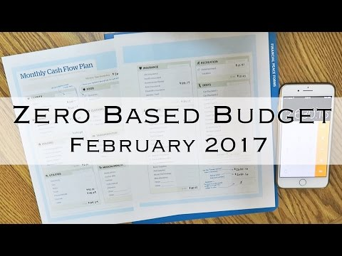 Zero Based Budget | Dave Ramsey February 2017