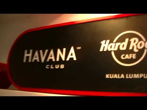 Hard Rock Cafe KL in Concorde Hotel, 15 Mar 2017