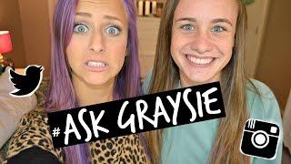 dying my hair purple boys freshman advice