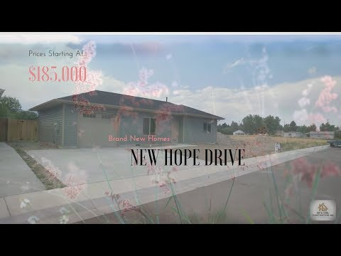 New Hope Homes- Cody, WY