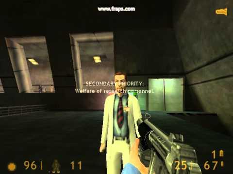 Gordon Freeman nasıl öldürülür?(How to kill Freeman)
