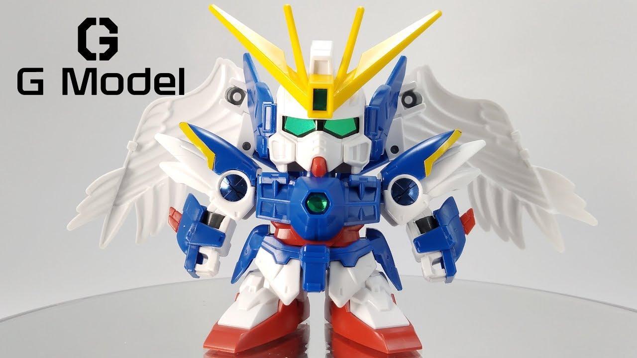 Sd Gundam Wing Endless Waltz Bb Senshi No 366 Wing Gundam Ew Youtube