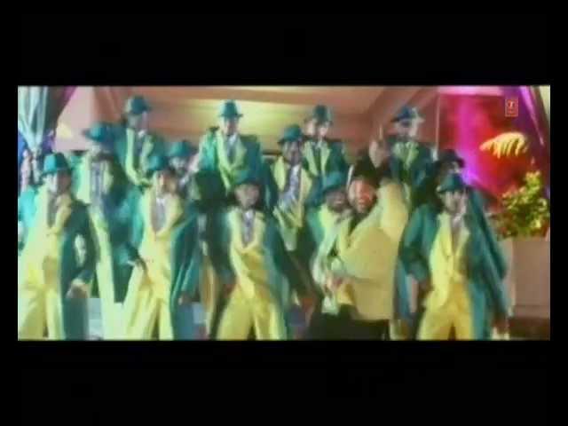 Ankh Ladti Hai To Ladne De Full Song | Khauff | Sanjay Dutt, Manisha Koirala, Raveena Tandon #1
