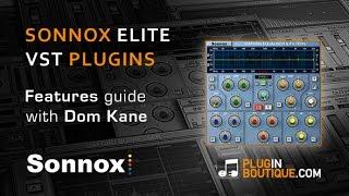Sonnox Elite Plugin VST Bundle - Overview