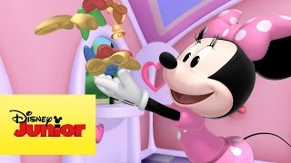 Minnie Toons - Essa massa de pizza