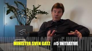 #WhatsYourRule? Minister SVEN GATZ  Rule 5 Initiative #Cruijff