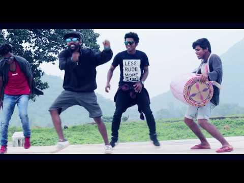 DHOL BAJE MANDAR BAJE MIX !! ROMANTIC BOYS PRESENT NAGPURI DANCE!!!