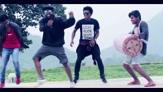 DHOL BAJE MANDAR BAJE MIX !! ROMANTIC BOYS PRESENT NAGPURI DANCE !!!
