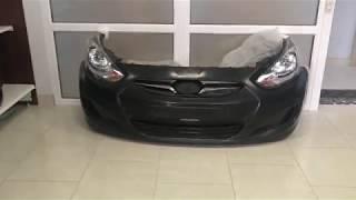 видео Запчасти для корейских легковых автомобилей